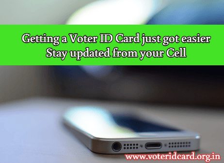 how to check voter is card status online and offline