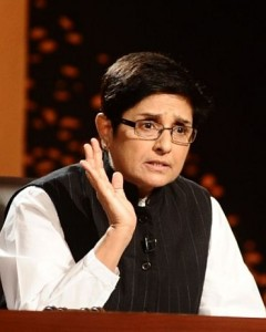 Kiran Bedi and the 2 Voter ID Cards