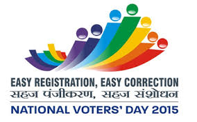 National Voters Day- Chalo banayee India Behtar, Vote karay hum milkar