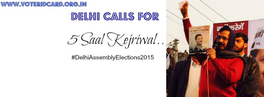 arvind kejriwal new cm delhi assembly elections
