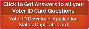 An exclusive Voter ID Guide to answer all your queries on Voter ID Card application, voter id status, how to get duplicate Voter ID Card and how to download Voter ID Card