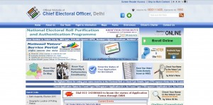 Quickest way to apply and check status for Voter Card Delhi