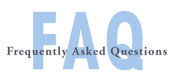 FAQs-Frequently Asked Questions