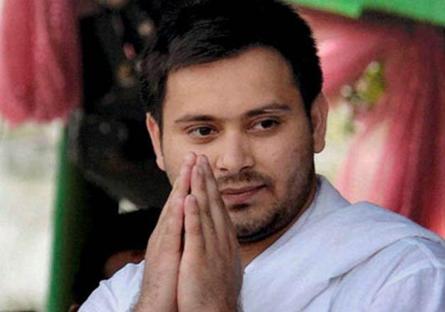 Lalu's son Tejaswi Yadav