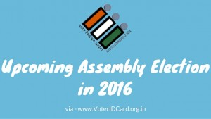 upcoming assembly elections in 2016